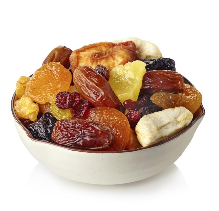 Puedes desecar las frutas en casa