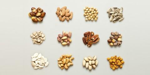 Ideas para comer frutos secos.