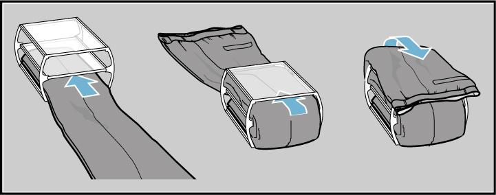 Consejos para secar la ropa en la secadora con un cesto
