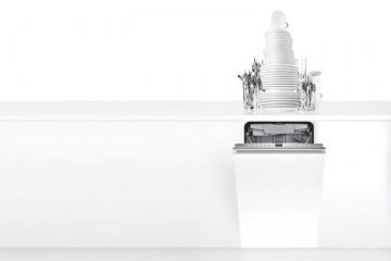 10 ventajas de un lavavajillas de 45 cm de ancho