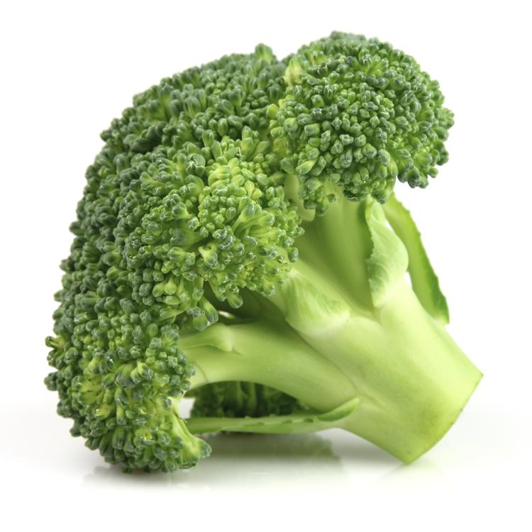 El brócoli es una de las verduras con más antioxidantes y nutrientes