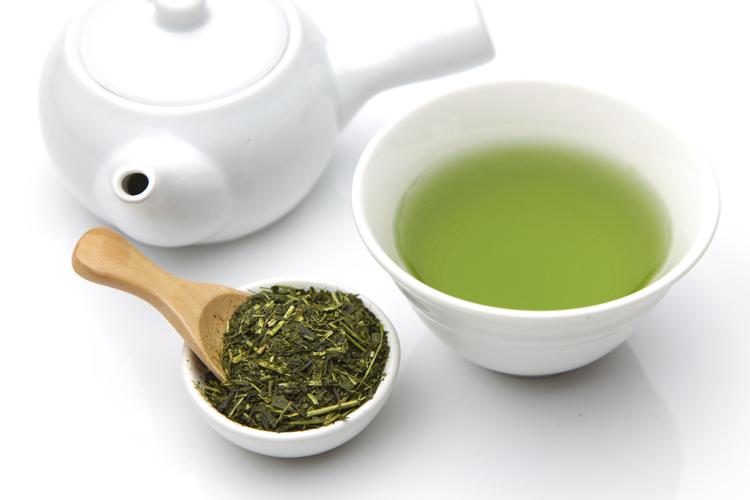 El té verde es una infusión depurativa.