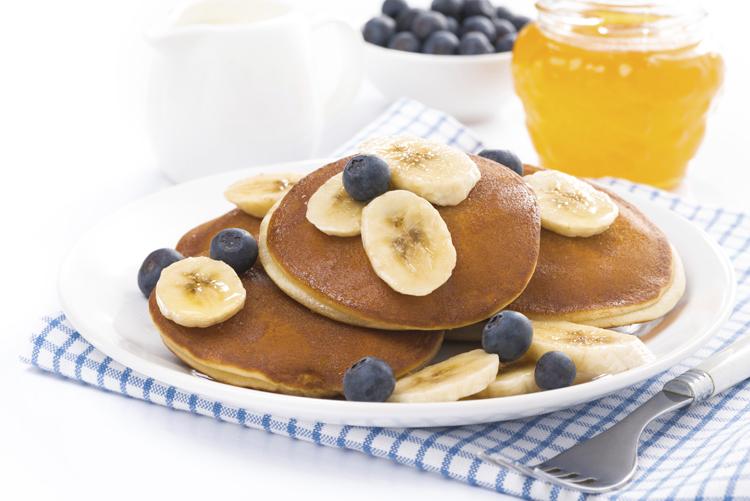 Desayunos para que los niños coman sano.