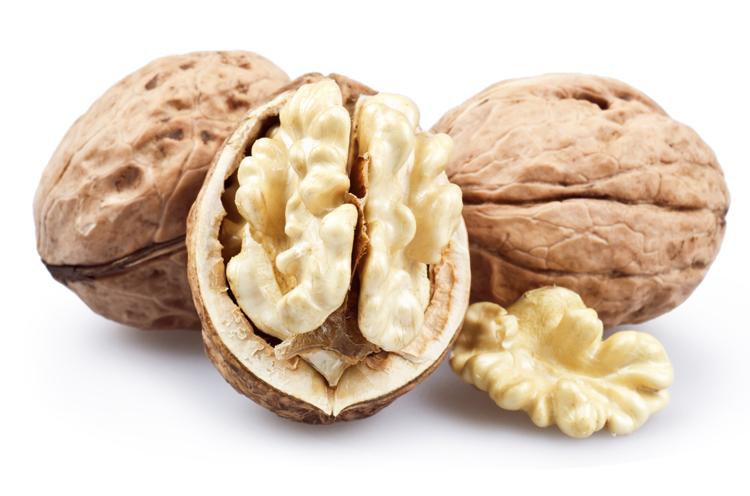 Nueces: un alimento para prevenir el colesterol