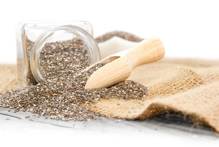 Semillas son antioxidantes