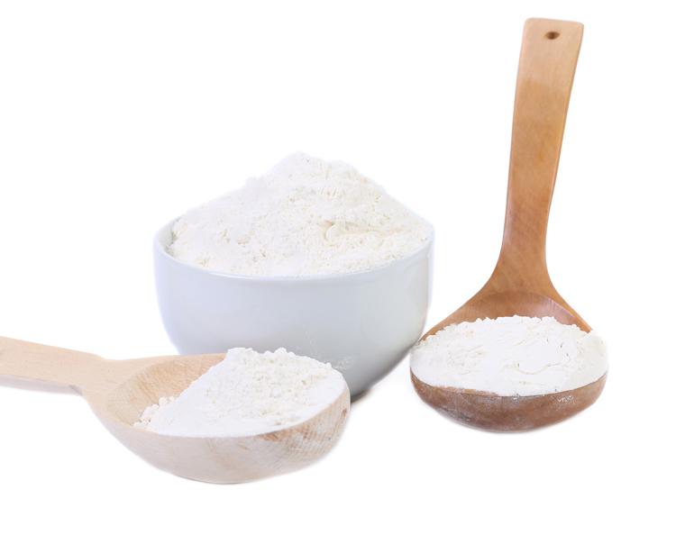 La harina de arroz es apta para celíacos.