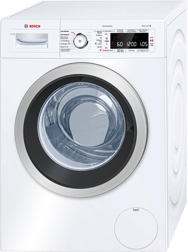 Lavadoras Bosch para familias numerosas