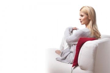 Para las lesiones musculares aplica calor con las almohadillas eléctricas.