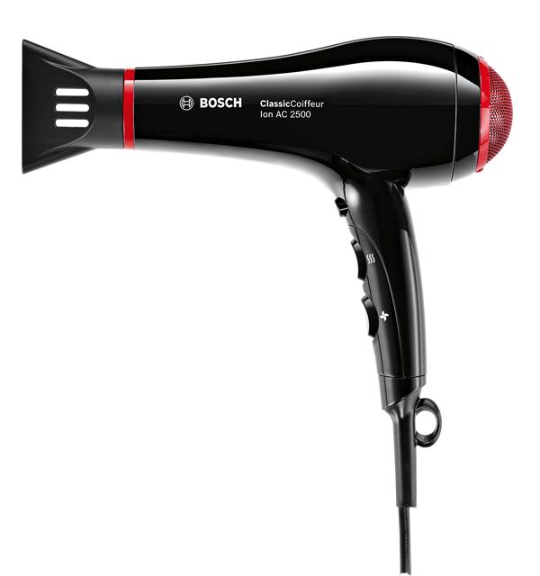 Secador ClassicCoiffeur para cuidado del cabello después de esquiar.