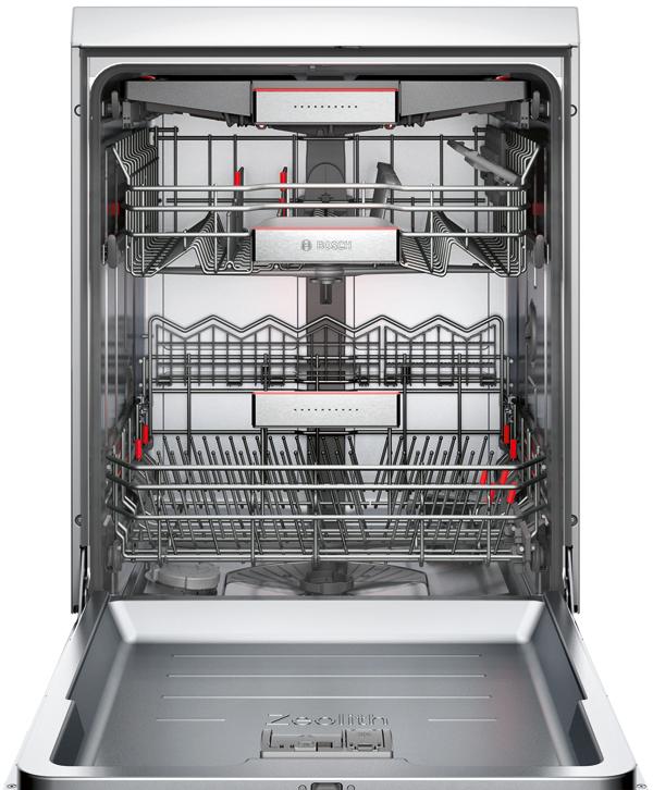Electrodomésticos Bosch con capacidad de hasta 14 servicios