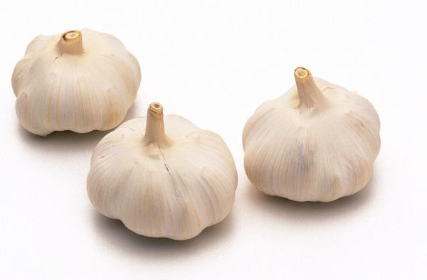 El ajo blanco es el más utilizado en cocina