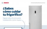 Consejos para cuidar tu frigorífico.