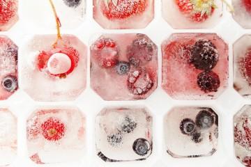 Ideas para congelar fruta.