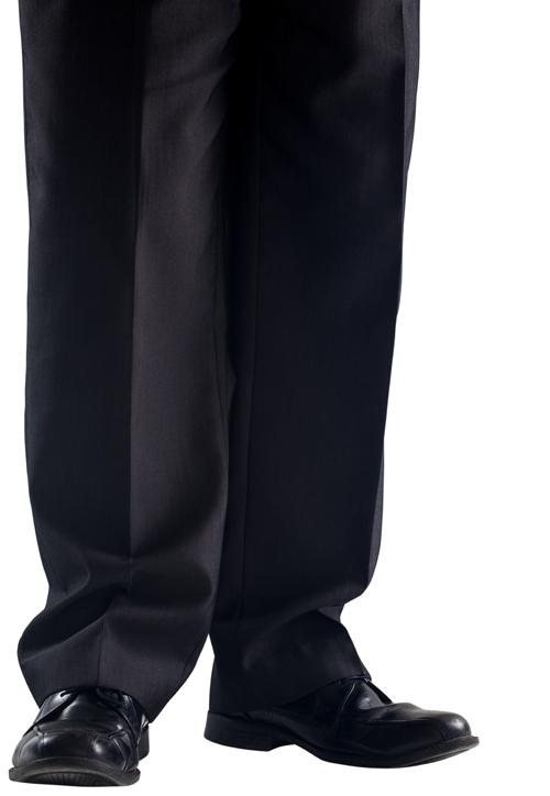 Hacer la raya del pantalón de vestir con la plancha