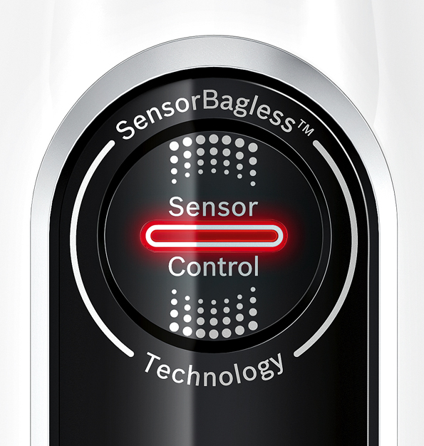 Aspiradores Bosch con tecnología SensorControl