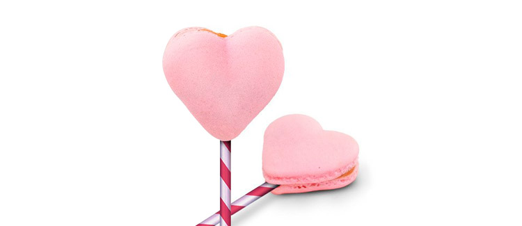 Recetas de postres para San Valentín con Bosch.