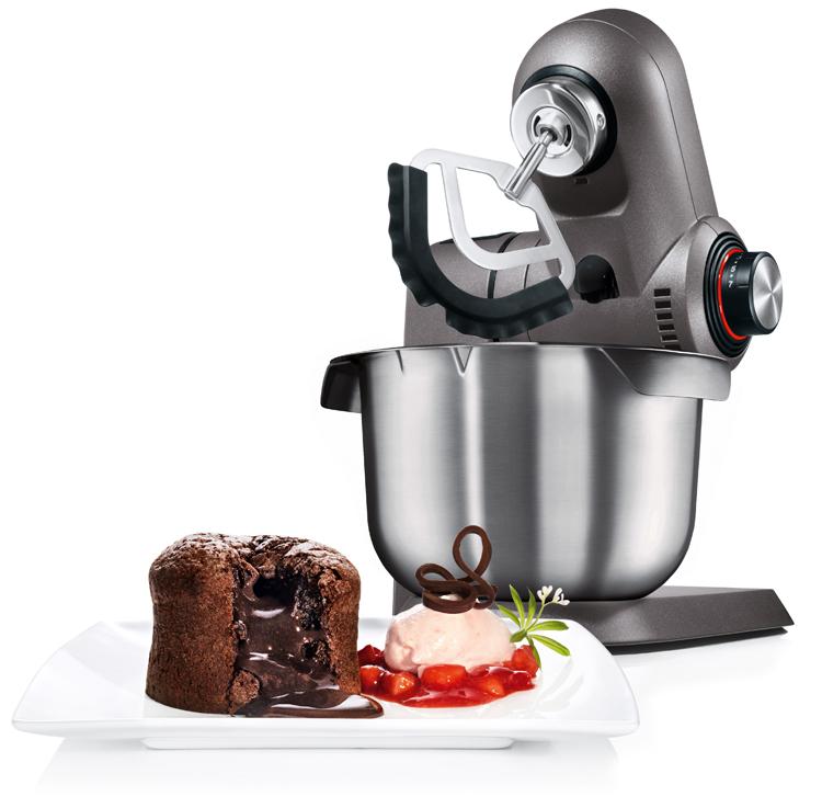 Robot de cocina maxxiMUM de Bosch con amasador profesional.