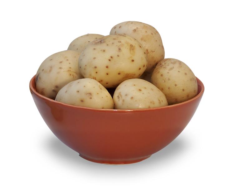 Mejor variedad de patata para hervir.