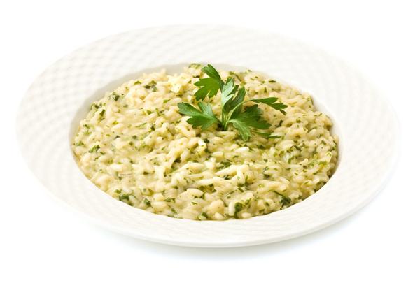 Receta saludable, Risotto de brócoli al vapor