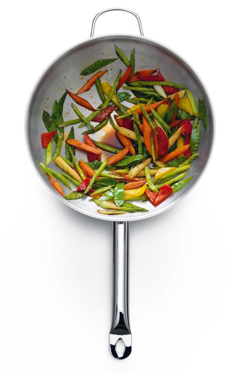 Cocinar al wok