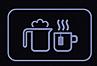 Hacer espuma de leche con la cafetera super automática.