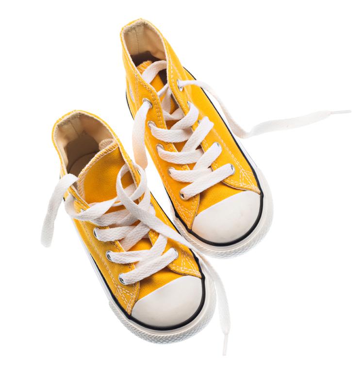 Lavar las zapatillas en la lavadora