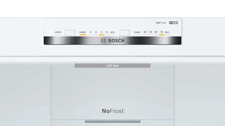 Display frigorífico Bosch