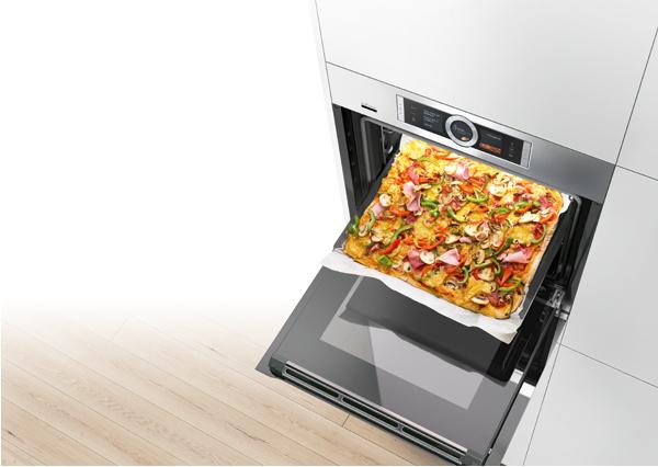 Hacer la pizza perfecta en el horno