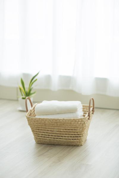 Puedes lavar las cortinas en casa