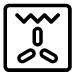 Iconos horno serie 8 para asado