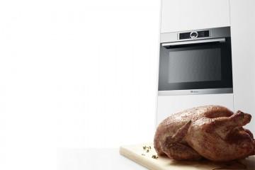 Elige la temperatura del horno para cada receta.