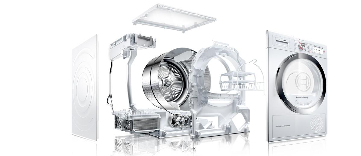 Qué tipos de secadoras existen? - Innovación para tu vida.