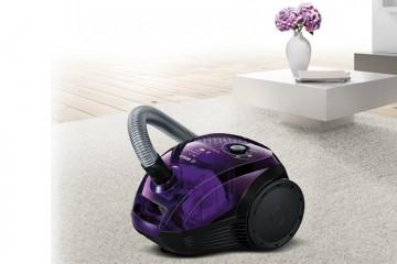 Es muy importante aspirar para retirar todo el polvo de casa.