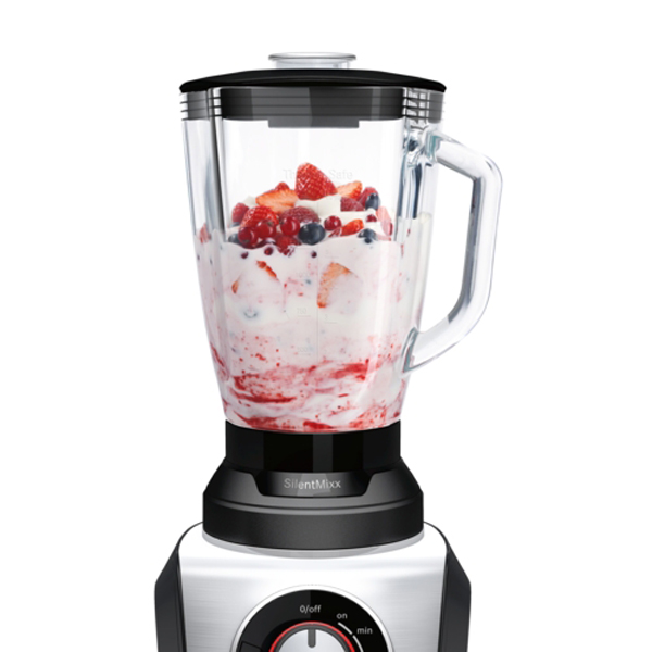 En la batidora de vaso puedes picar hielo para hacer granizados o cócteles.