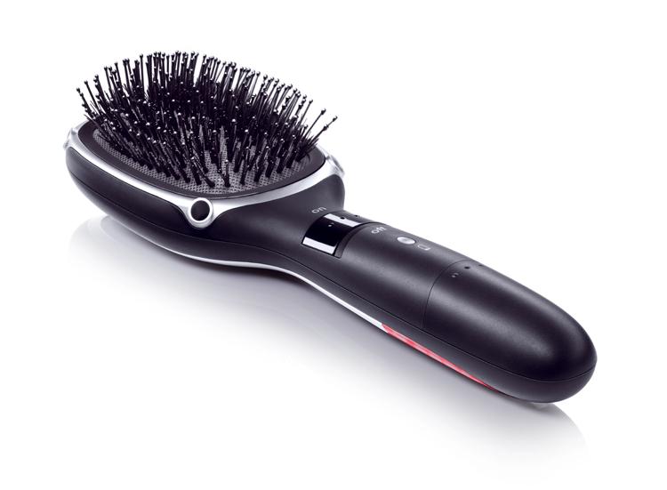 Cepillo iónico de Bosch para que el pelo no se encrespe