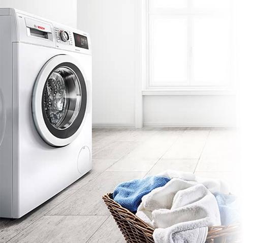 Lavadoras i-DOS Bosch con detergente automático