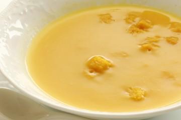 Receta de crema de maíz