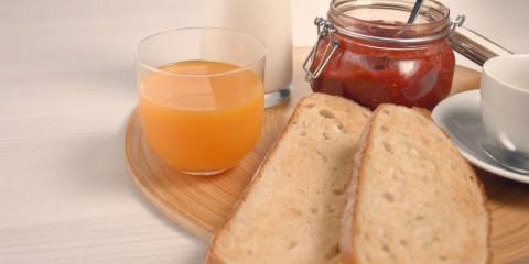 Receta de mermelada de frambuesa casera