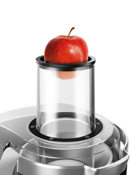 Licuadoras Bosch con boquilla de gran tamaño para introducir frutas grandes