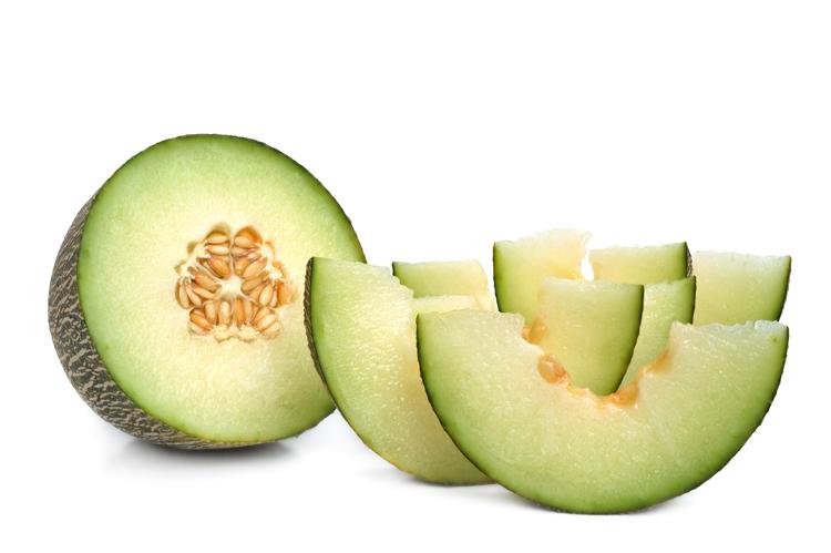 Si estás a dieta comer melón te ayudará a hidratarte