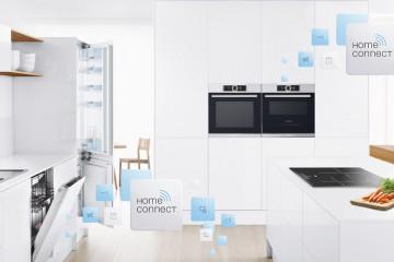 Electrodomésticos Bosch con Home Connect