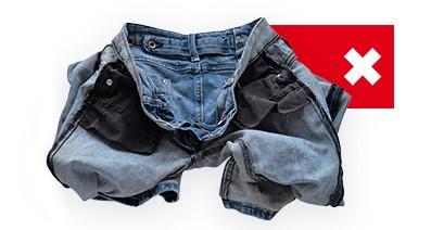 Eliminar manchas en la ropa