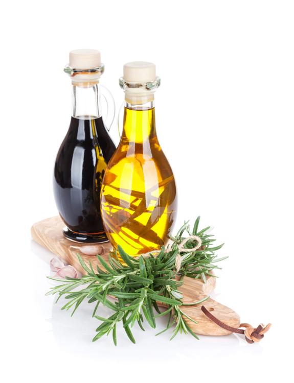 Aromatizar aceites con hierbas aromáticas