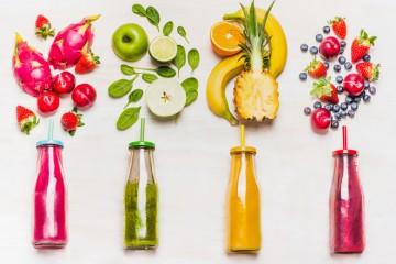 5 zumos detox con la licuadora