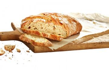 Receta de pan para hacer pan en casa