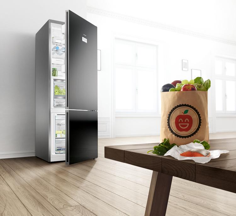 Promoción frigorífico Bosch