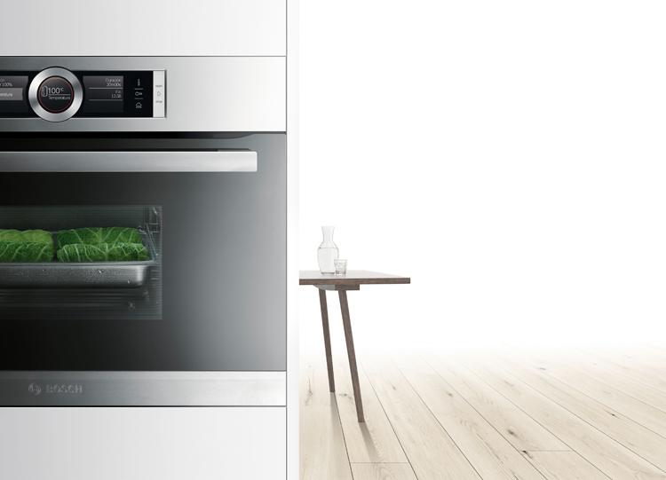 Modificación de las propiedades de los alimentos al vapor
