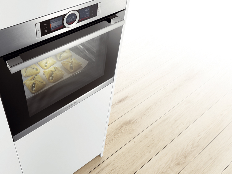 Alimentos en el horno, ¿qué pasa con ellos?