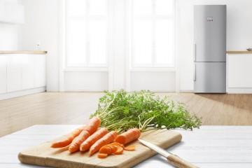 La temperatura recomendada para el frigorífico y el congelador