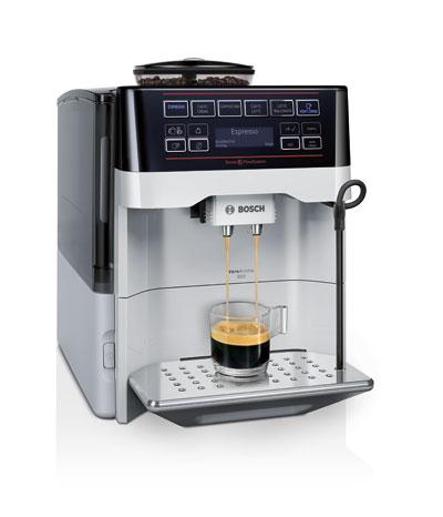 Cafetera automática Bosch para tu café en verano